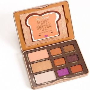 TooFaced Peanut Butter and Jelly Palette